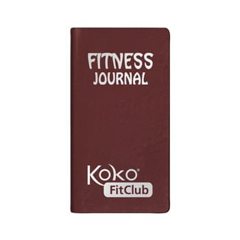 Fitness Journal/ Continental Cover
