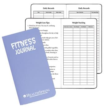 Fitness Journal/ Twilight Cover