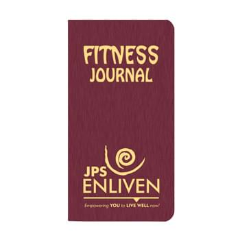 Fitness Journal/ Shimmer Cover